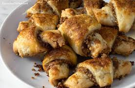 clic flaky rugelach dessert recipe