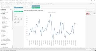 Tableau Motion Chart Put Your Data Into Action With