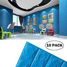 room decor - 3D Wall Panels / Wallpaper ... - Amazon.com