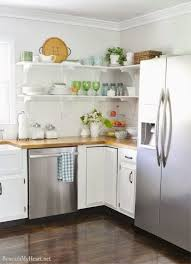 Open Shelving Kitchen Kitchen With Open Shelving Home Design Ideas