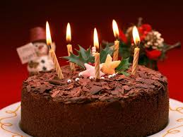 happy birthday chocolate cake with candles. Delighful Chocolate How To Choose The Perfect Birthday Cake To Happy Chocolate With Candles