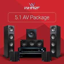 kef 5 1. wharf audio 5.1 package: kef \u0026 taga onkyo kef 5 1