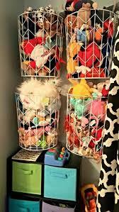 95 Creative Toy Storage Ideas www.