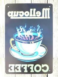 decorative wall plaques mellocup coffee