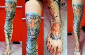 тату для мужчин на ноге татуировки 49 фото