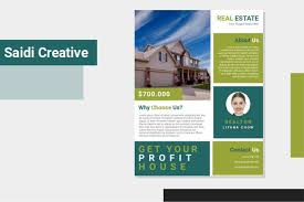 Realtor Flyer Template Free Download Word Document Saidi