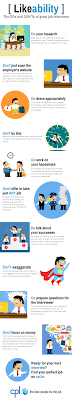 The Do S And Don Ts Of An Interview The Dos And Donts Of Great Job Interviews Cpl Jobs