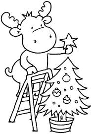 Christmas Colouring Sheets For Children