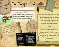 treaty of versailles essay question the treaty of versailles essay study sets and flashcards