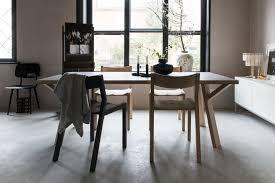 Rechte Design Eettafel Twiglegs Cc