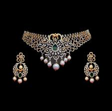 diamond necklaces chokers