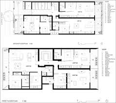 Awesomeuplex Apartment Plans Contemporary Interioresign And Floor Modern Apartment Floor Plans