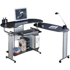 image of collapsible desk with storage