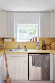 Blue Painted Kitchen Cabinets Kitchen Blue Kitchen Cabinets Vintage Onyx Distressed Finish