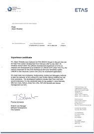 Example Certificate Civil Engineer Experience Certificate Sample