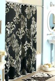 grey and gold shower curtain gray and gold shower curtain stunning black and gold shower curtain
