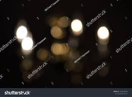 Christmas Lights Aesthetic Bokeh Swirls Christmas Lights Blurred Circles Stock Photo