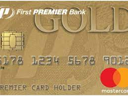first premier bank gold mastercard review