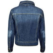 Designer Coats And Jackets Details About Kids Girls Jackets Designer Denim Style Fashion Blue Jeans Jacket Coats 3 13 Yr