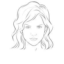 Small Picture Easy Faces To Draw For Girls Easy Faces To Draw For Girls How To