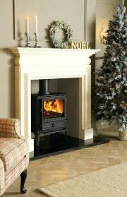 wood burning stoves multi fuel stove log fire surrounds fireplace mantel clearances
