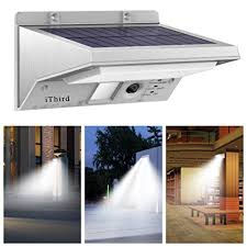 Best Motion Sensor Lights  Best For Commercial And Home UseSolar Powered Outdoor Security Light Motion Detection