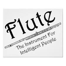 Intelligent Flute Poster Zazzlecom In 2019 Flöte Musik Musik