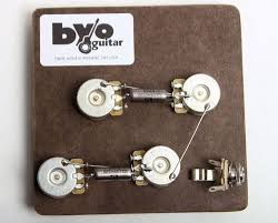 les paul pre wired harness guitar bodies and kits from byoguitar  at Burnt Wire In Gibson Wiring Harness
