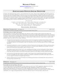 Download Writer Editor Resume Haadyaooverbayresort Com