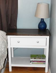 ideas bedside tables pinterest night: ideas bedside tables  ideas furniture grandiose white bedside table with single drawer and single shelving as book storage added mini shade table lamps remodeling with floating nightstand ideas in small room decors  roo
