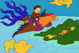 Ăn khế trả vàng - Truyện cổ tích Việt Nam - Cùng đọc sách