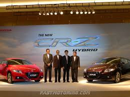 new car release in malaysia 20132013 Honda CRZ Launched in Malaysia with Higher Output Powertrain