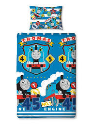 thomas and friends patch single duvet cover set polyester