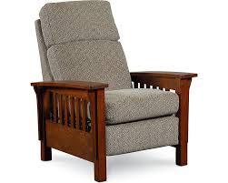 hi end furniture. mission highleg recliner recliners lane furniture hi end