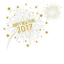 new years fireworks white background. Firework With Happy New Year 2017 On White Background Stock Vector 58890553 Years Fireworks