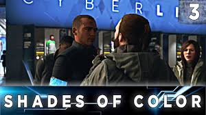 Detroit Become Human Walkthrough Chapter 3 Shades Of Color All Endings 100 Flowchart