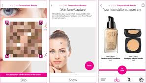 Avon Foundation Colour Chart New Personalised Beauty App