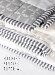 Machine Binding Tutorial - learn how to sew a perfect mitered ... & Machine Binding Tutorial - learn how to sew a perfect mitered binding. Step  by Step Adamdwight.com
