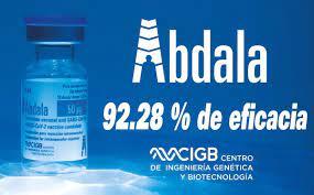 """عبدالله""""اللقاح الكوبي المضاد لكورونا فعال بنسبة 92.28% - جريدة الغد"""