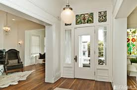 front door entryVictorian mansion front door entry hall  Hooked on Houses