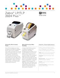 Zebra Designer Tlp 2844 Free Download Download Free Pdf For Zebra Tlp 2824 Printer Manual