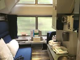 Amtrak Bedroom