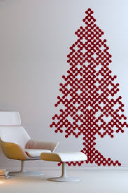 Christmas Tree Wall Decals  Christmas Murals  PrimedecalsChristmas Tree Decals