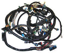 tbi harness car truck parts new oem tbi engine wire harness for 5 0l 5 7l engines gm 12167747