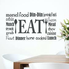 kitchen wall stickers kitchen wall decal eat wall decal eat vinyl decals for kitchen kitchen decor