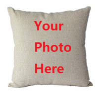 custom pillow covers. Plain Covers Wholesale Custom Pillow Covers Online  Cushion Cover Personalised Cotton  Linen Custom Printed Pillow Case Home On Covers