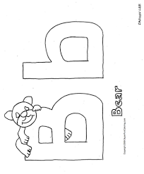 Trendy Free Printable Alphabet Coloring Pages Kids Letter With ...