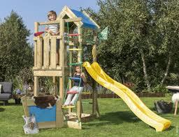 kids climbing frame fun garden play