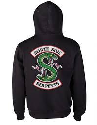south side serpents hoo back stylecotton