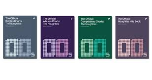 Official Charts Announces The Noughties Definitive Chart Books
